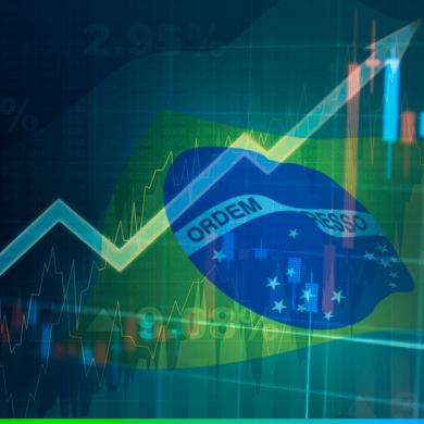 5 ações maiores altas bolsa